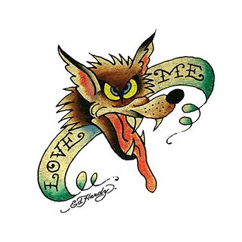 Ed Hardy Dragon - ClipArt Best