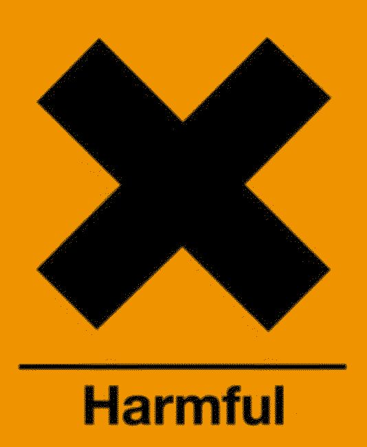 is ultram harmful materials poisonous