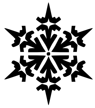 Free Snowflakes Clipart. Free Clipart Images, Graphics, Animated ...