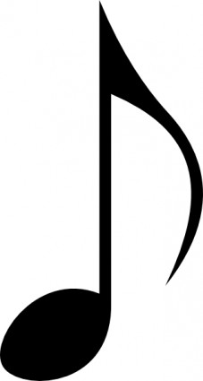 Musical Note Svg - ClipArt Best
