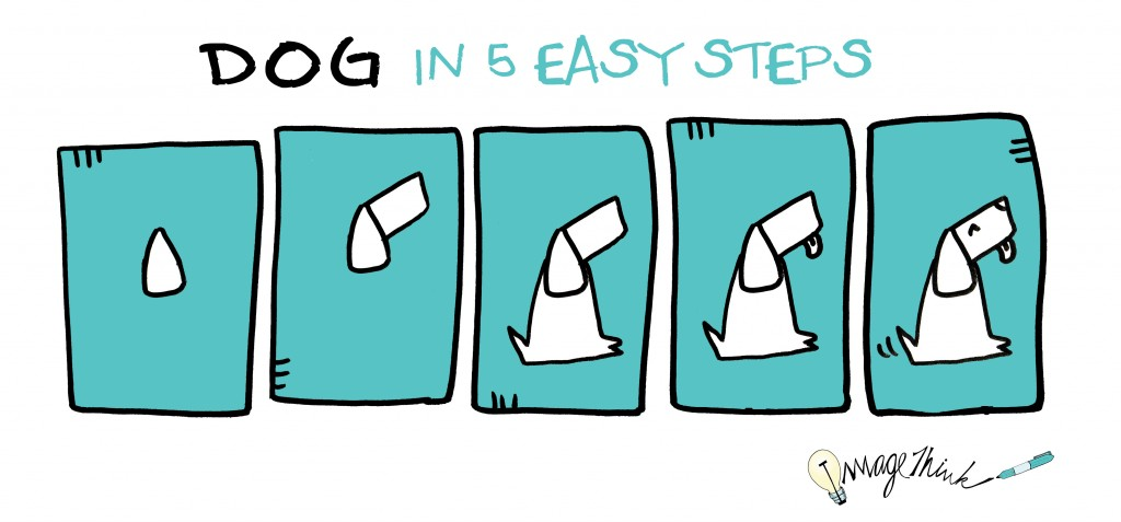 how to draw a brain step by step easy