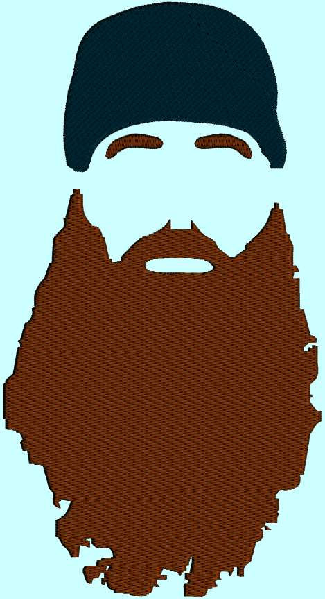 Beard Template Printable Beard template printable