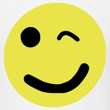 Wink Smiley - ClipArt Best