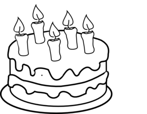 Learning A New Language furthermore Birthday Cake Clip Art Black And White furthermore 21st Birthday Clip Art also Page Borders further Line drawing. on computer birthday cake