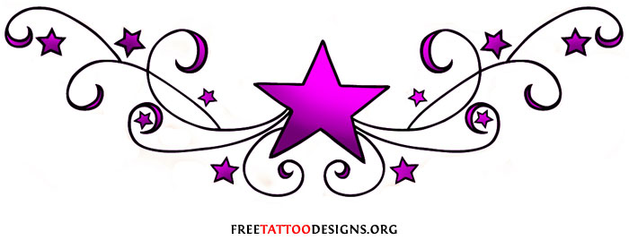 stars and hearts tattoo clipart best. Black Bedroom Furniture Sets. Home Design Ideas