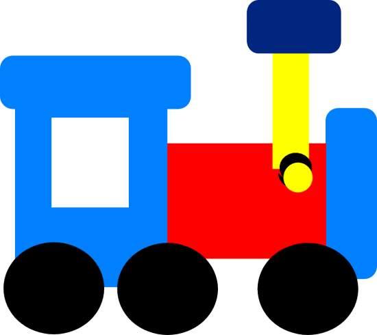 train clip art free download - photo #13