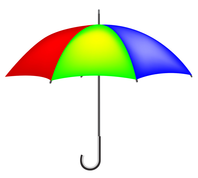 free clipart image umbrella - photo #44
