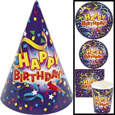 Topi Ulang Tahun - ClipArt Best
