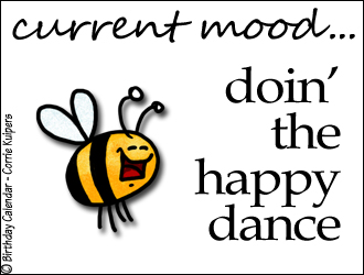 Linda's Bee Hive: Doing The Happy Dance I Am Proud Of My Daughter Quotes