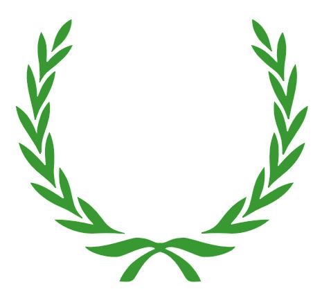 Laurel Wreath Clip Art - ClipArt Best