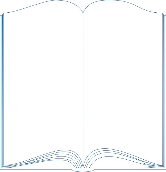 online book template free