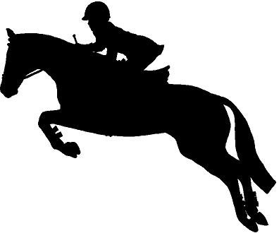 10 jumping horse silhouette free cliparts that you can download to you    Jumping Horse Silhouette Clip Art
