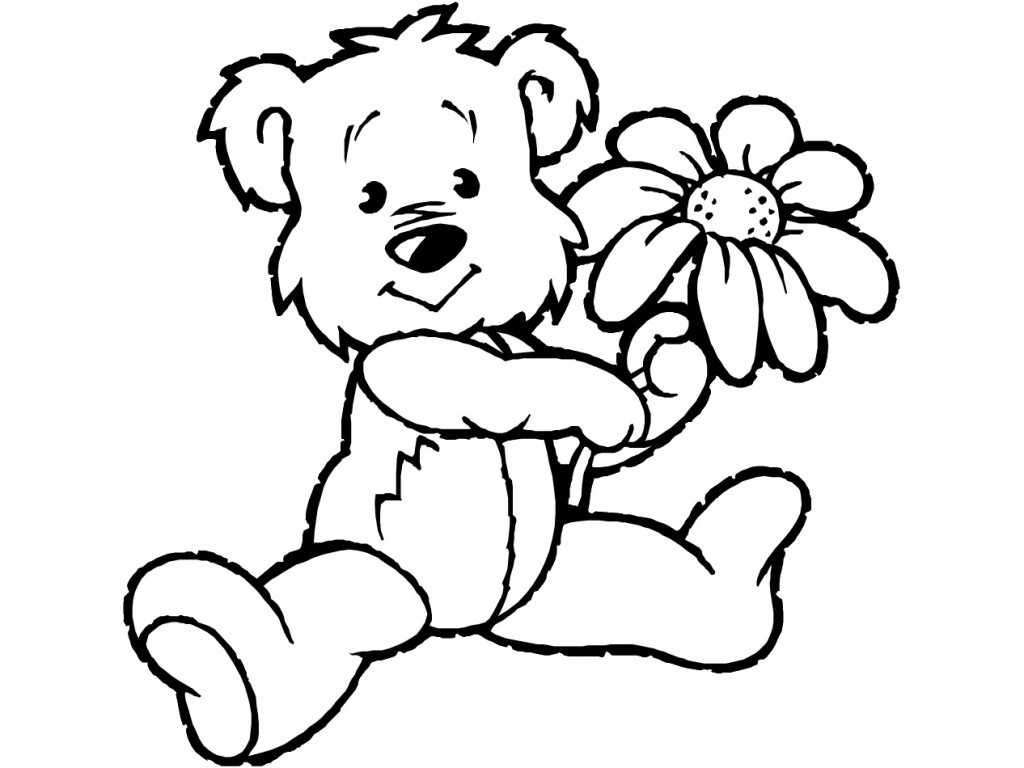 Teddy Bear Paintings Drawings Cartoon Teddy Bear Images