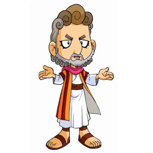 Peter In Bible Character - ClipArt Best