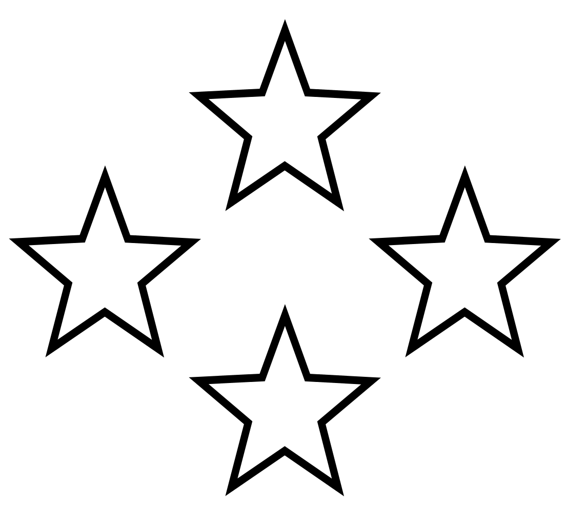 File:White Stars 4.svg