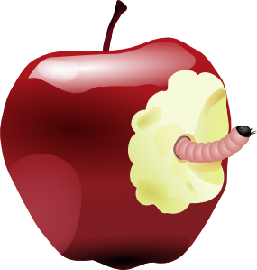 apple with worm clip art vector clip art online  royalty free clip art applesauce free clip art applesauce