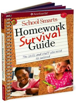 american girl homework survival guide