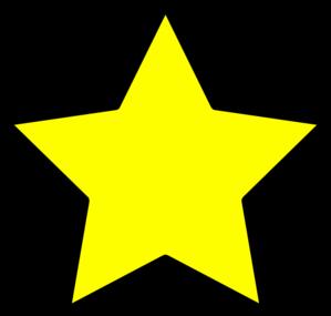 star shape clipart