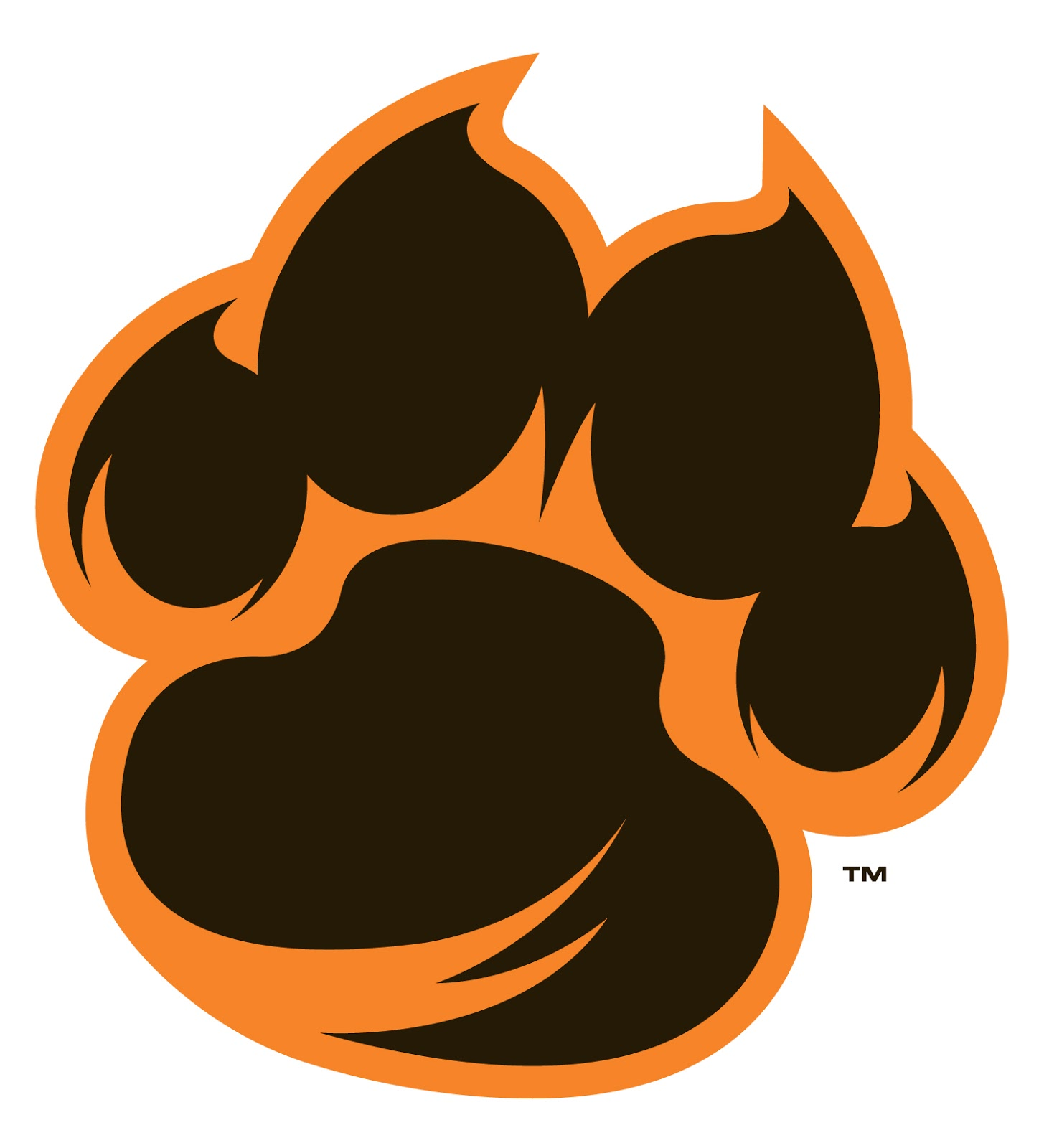 Tiger Paws Pictures - ClipArt Best