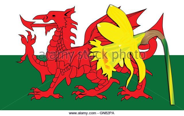 clipart welsh flag - photo #48