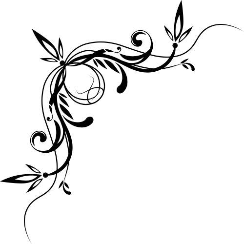 decorative lines png clipart best
