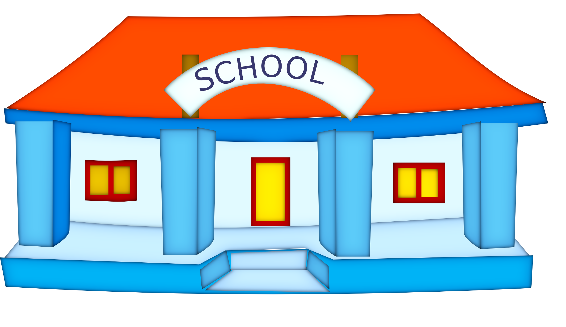 clipart school background - photo #5