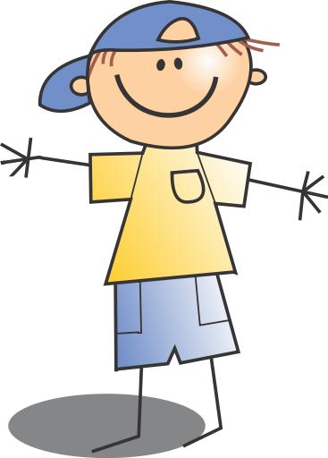 Cartoon Kid Clip Art - ClipArt Best