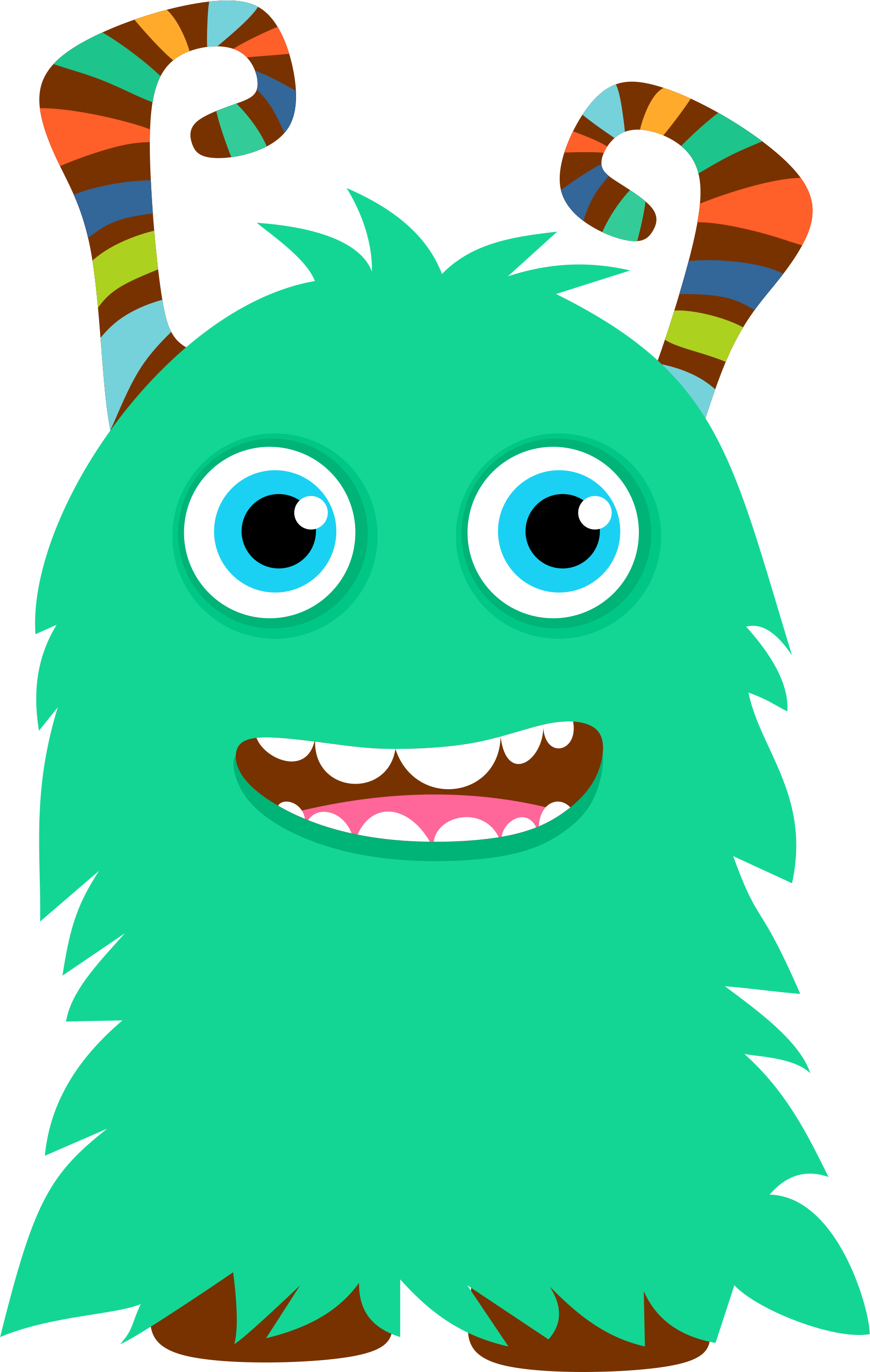 Monster Pictures Clipart Best
