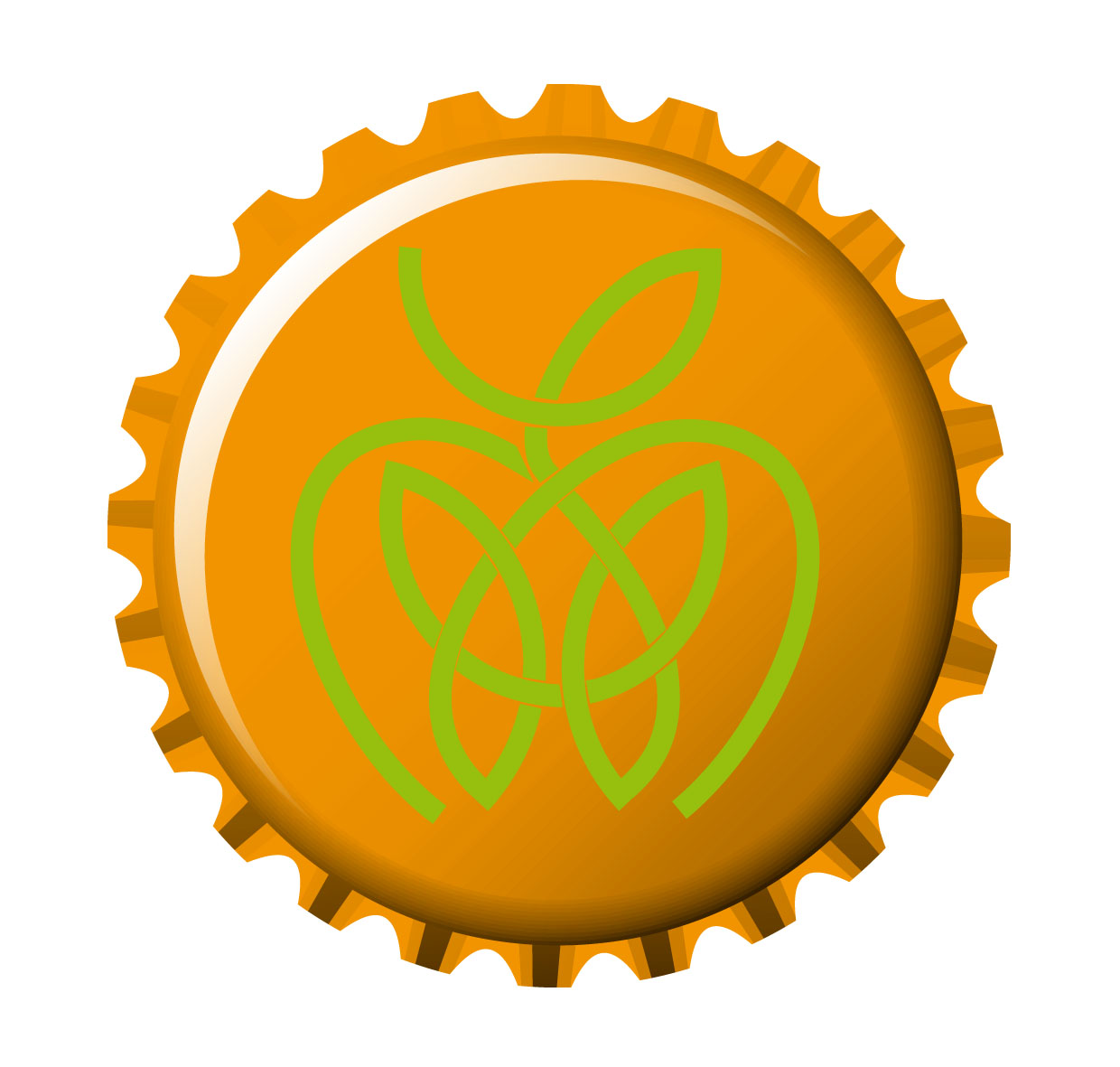 Beer Cap Clipart - ClipArt Best