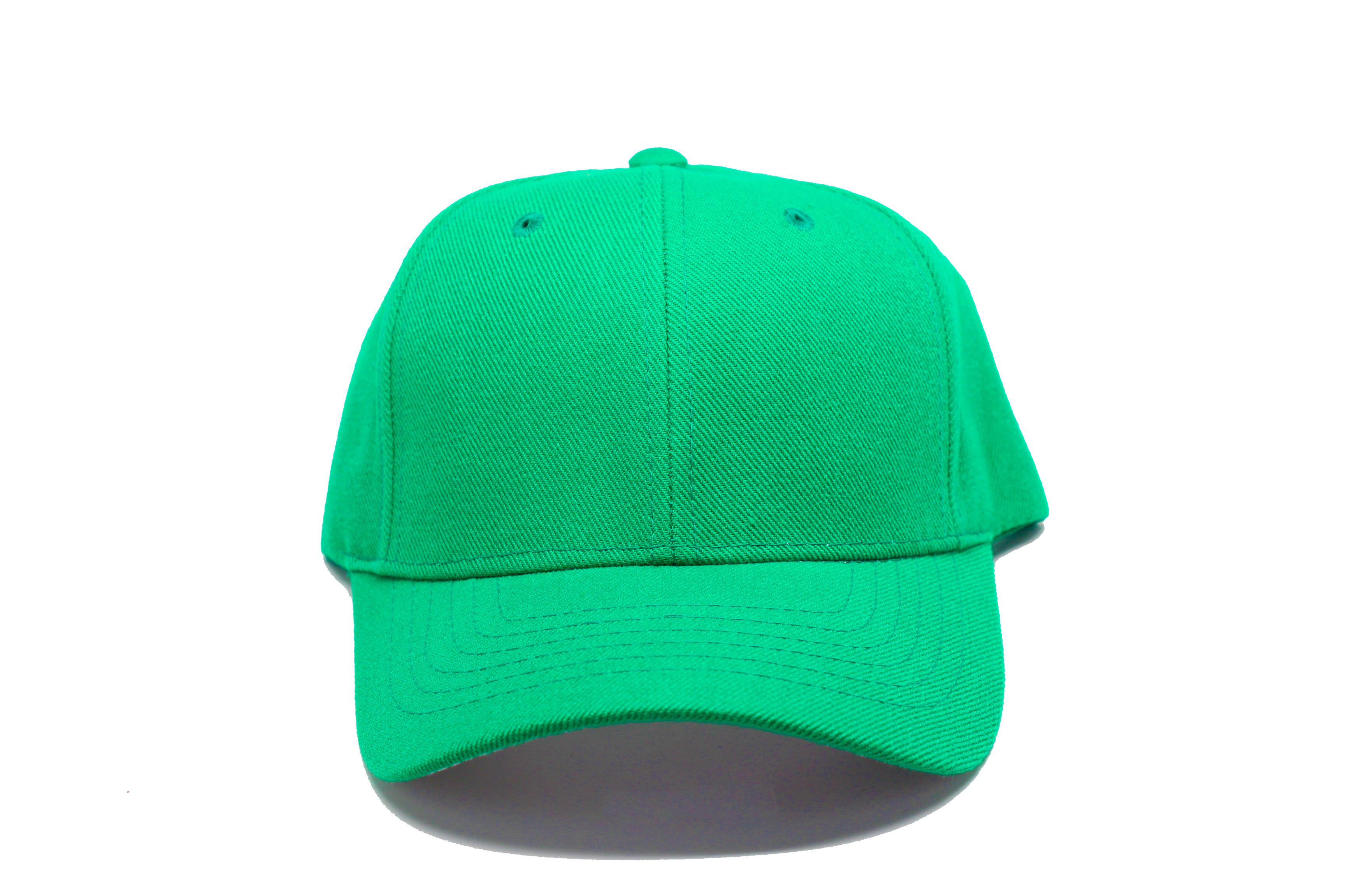 green baseball cap clipart best