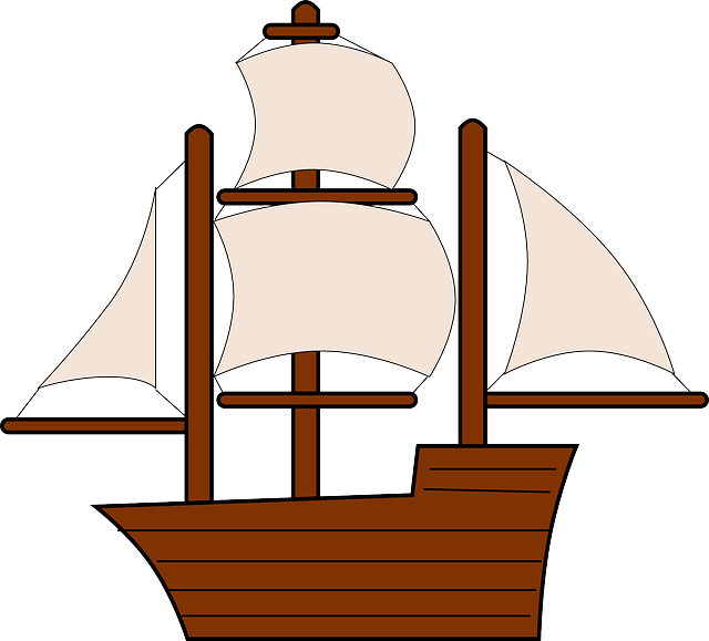 Old Cartoon Boat Picture Clipart Best