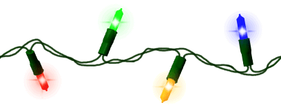 Christmas Lights Clipart - Free Clipart Images