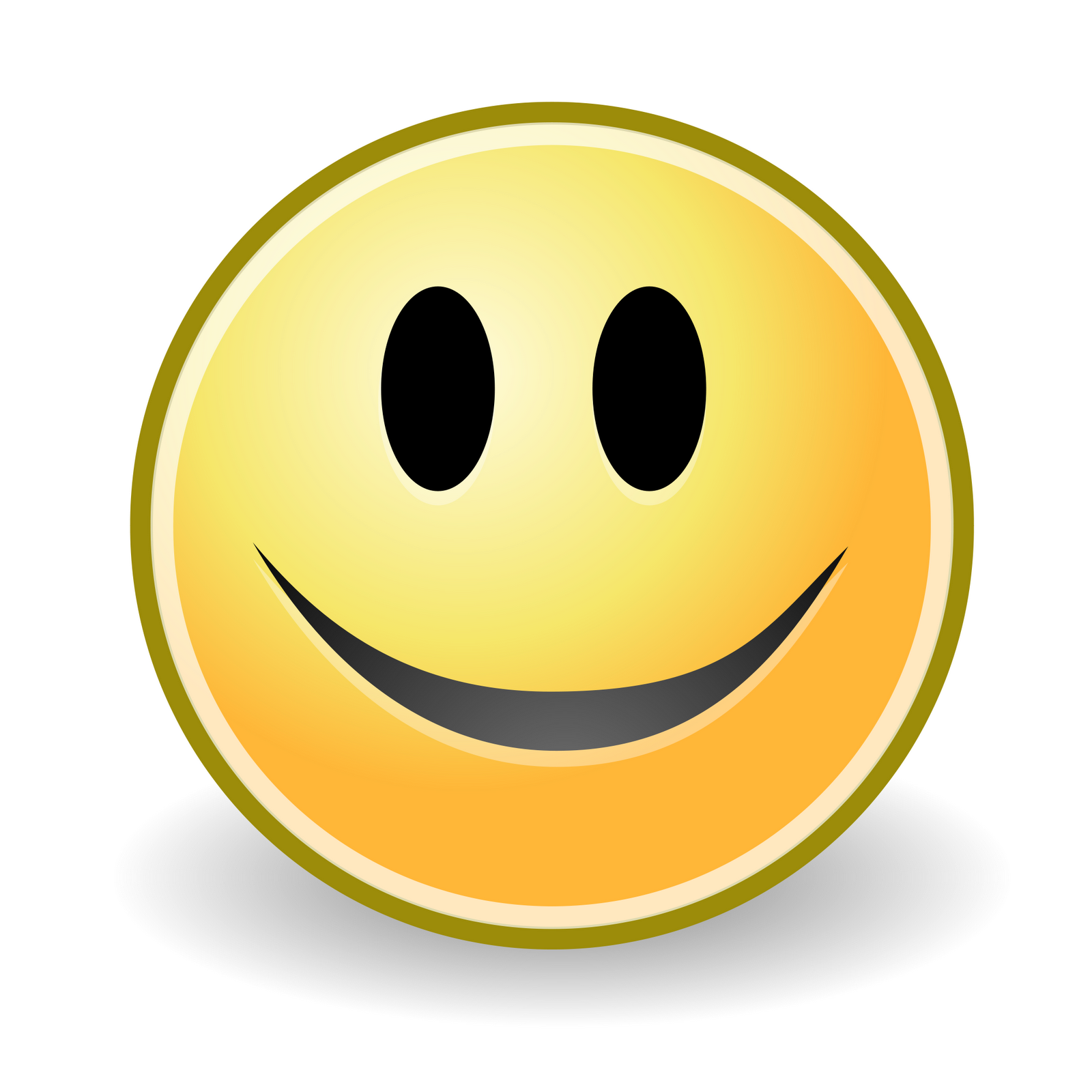 Happy Face Image - ClipArt Best