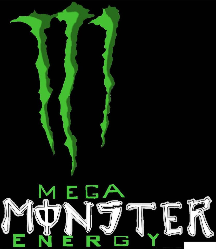 24 oz. monster energy logo