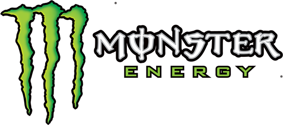 Monster Energy Logo Outline