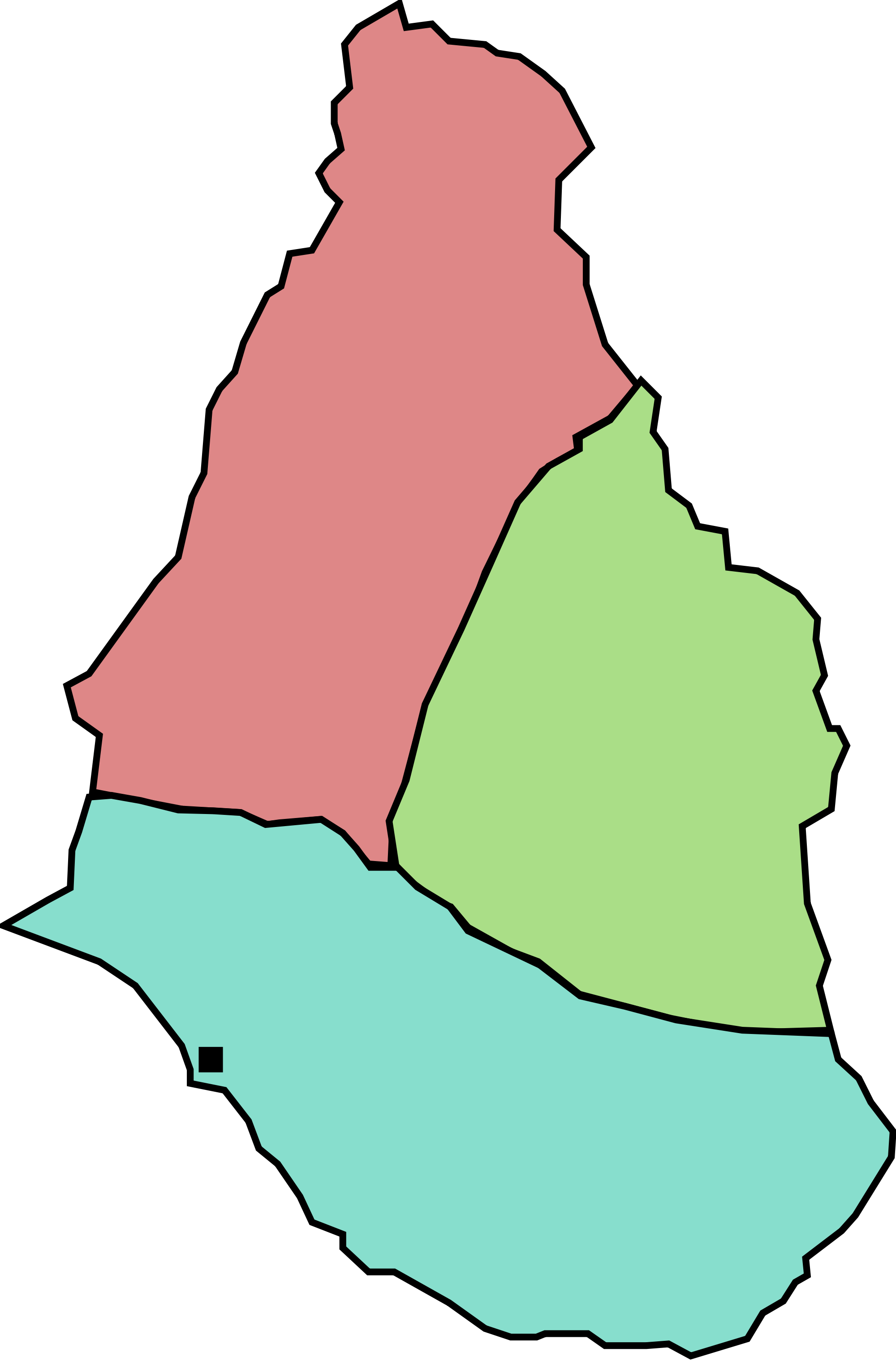 Blank Map Of Montserrat - ClipArt Best