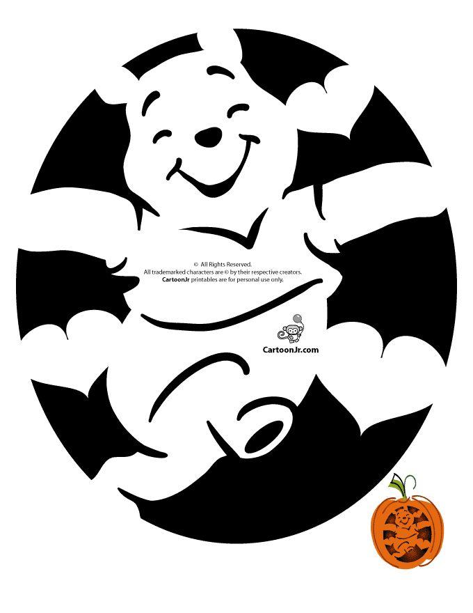 Cartoon stencil clipart best for Cartoon pumpkin patterns