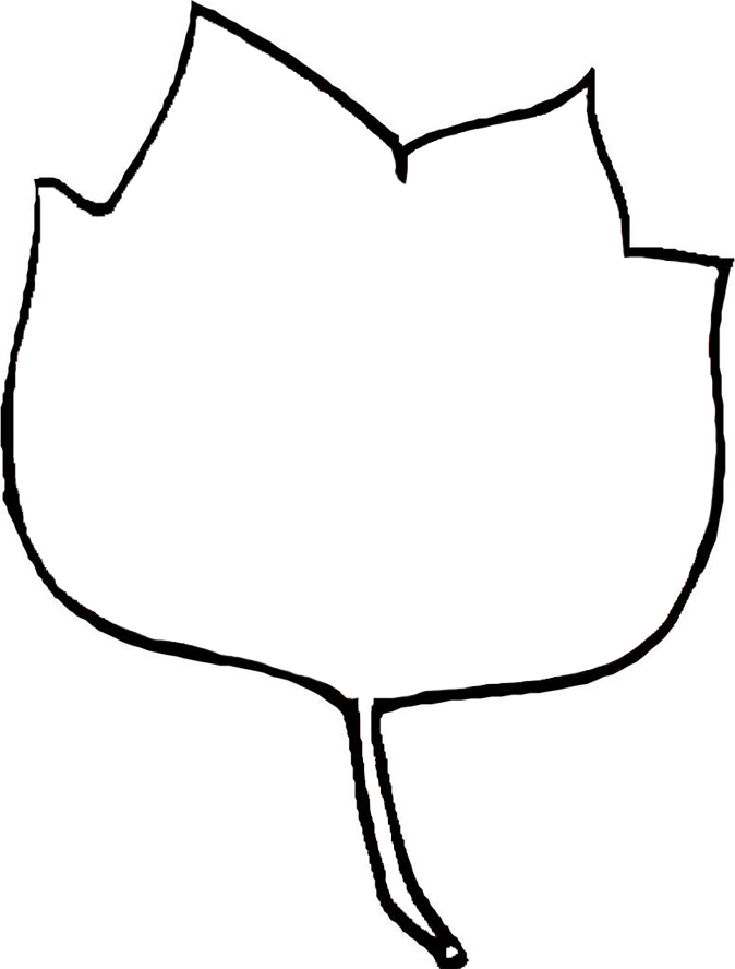 It is a graphic of Légend Leaf Shapes Printable