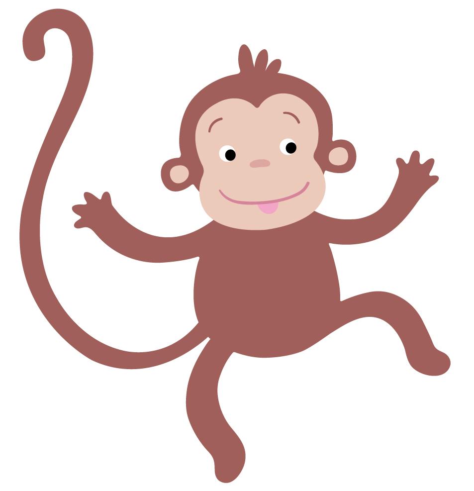 monkey clip arts