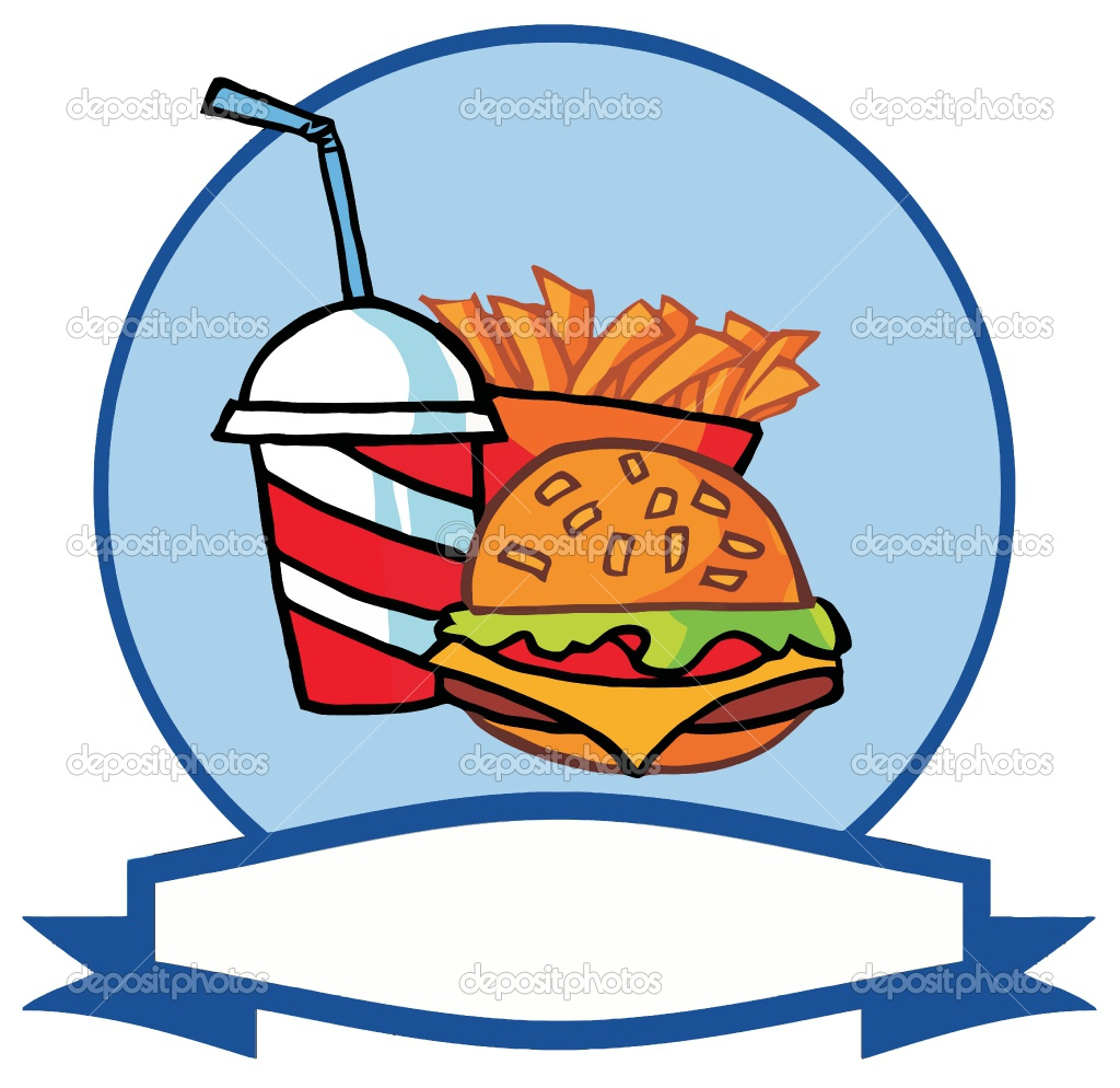 Pictures Of Cartoon Food - ClipArt Best