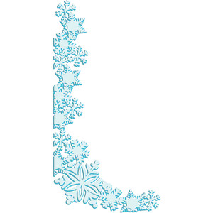 Snowflake Page Border Clipart Best