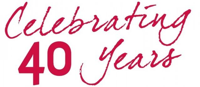 40th Anniversary - ClipArt Best