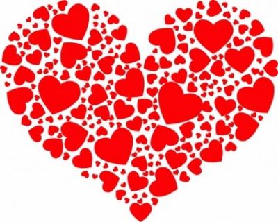 Free vector Vector Heart Big heart shape - Download Free vectors ...