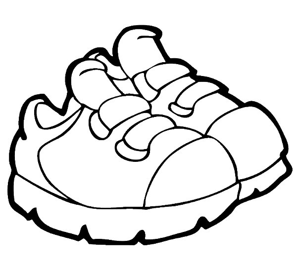 Free Coloring Pages Of Shoe Coloring Pages Shoes