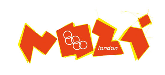 London 2012 Olympics Logo Meets Another Controversy – The Nazi ...