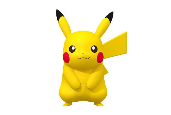 Pikachu Official Art - ClipArt Best