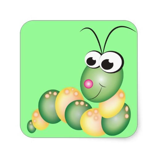 Cute Cartoon Caterpillar - ClipArt Best