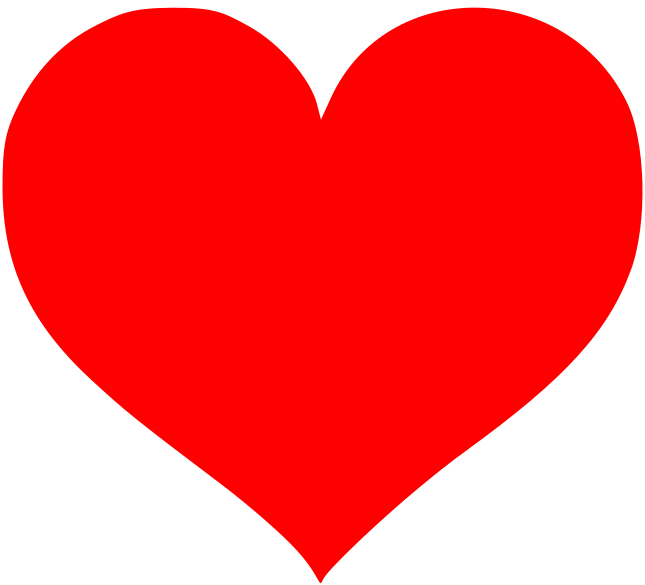 File:Love Heart SVG.svg