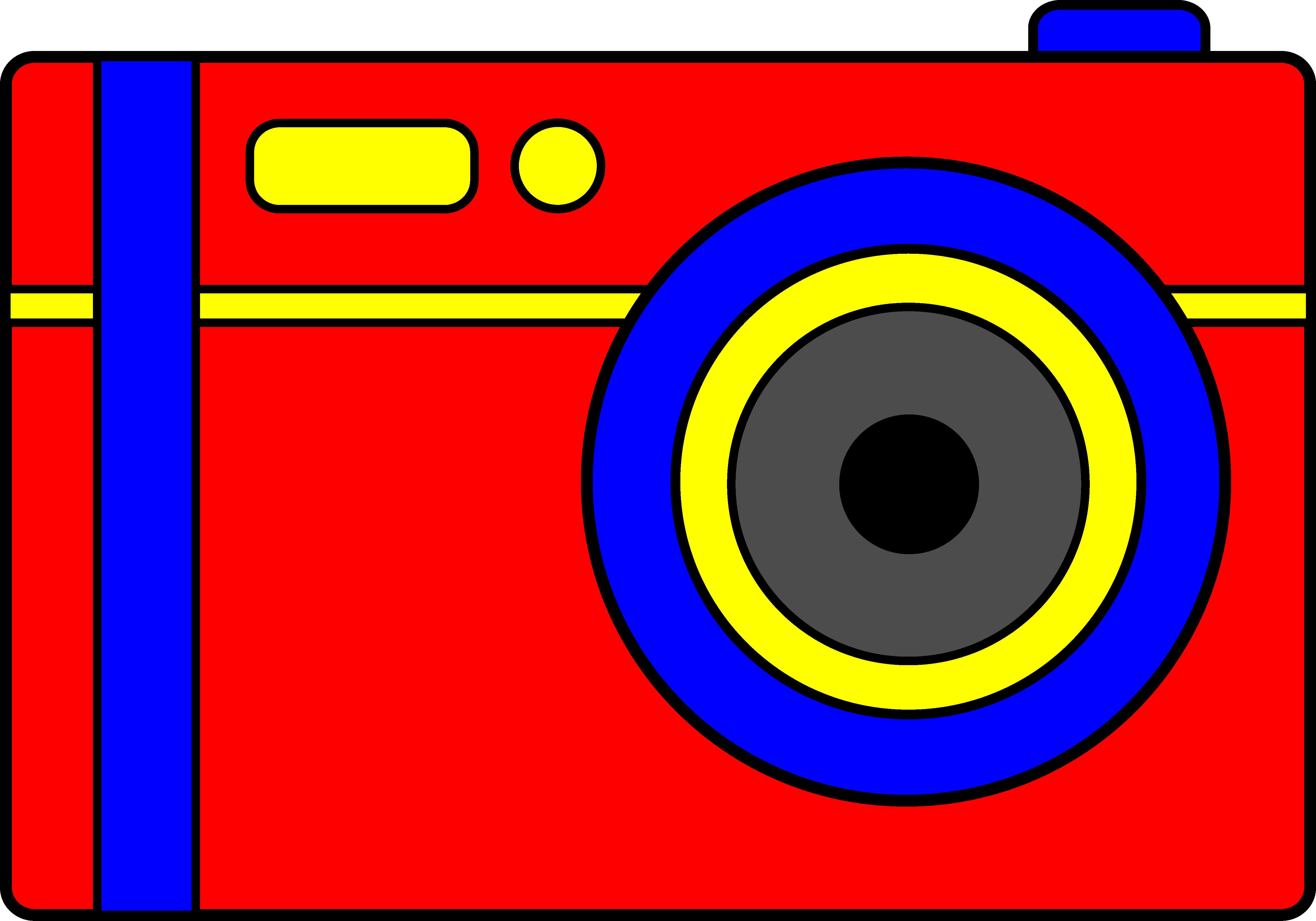 Camera Clip Art Free - ClipArt Best