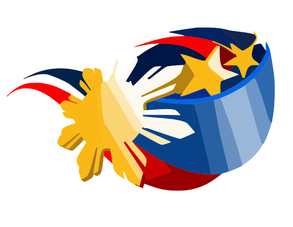 Flag Of The Philippines By Jsonn Clip Art - vector ...